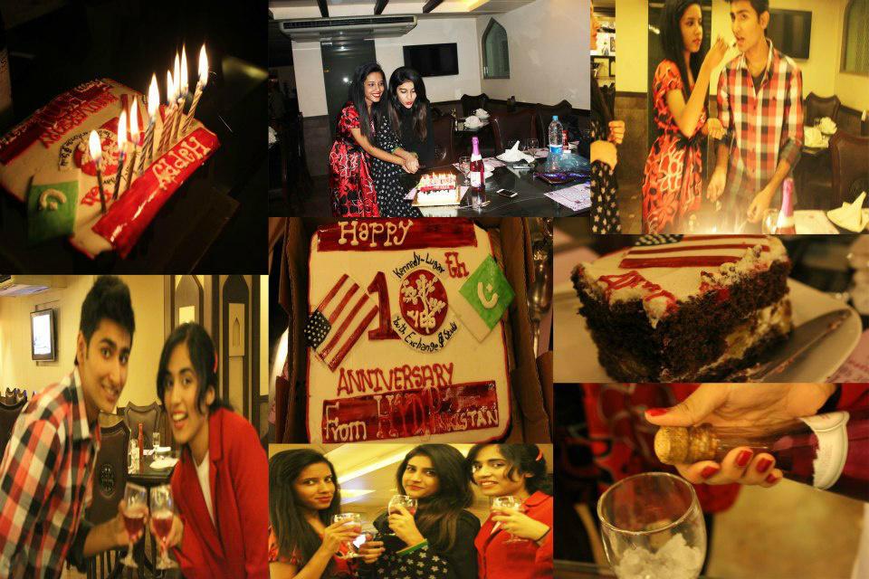#KLYES10 Celebration