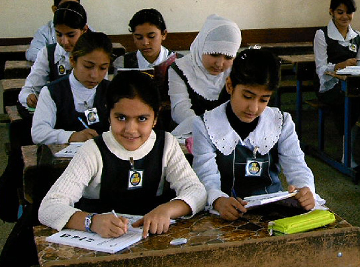 My Hero Project Participants in Kurdistan, Iraq, 2008.