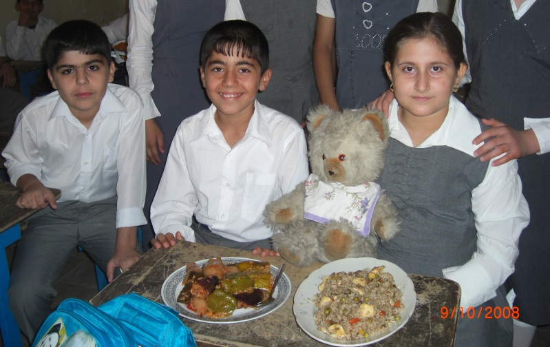 iEARN Iraq Teddy Bear Project