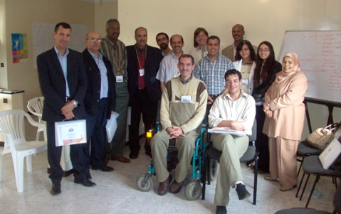 In 2007, MEARN hosted a Global Connections training workshop in Rabat focused on Students Unlimited project implementation and integrating community service into the classroom.