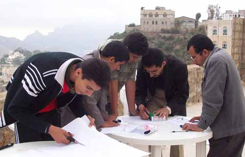 iEARN-Yemen hosts Learning for Active Citizenship workshops, Hajjah Governate