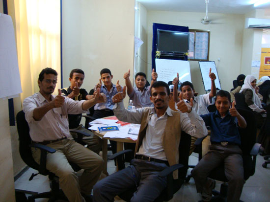 iEARN-Yemen Learning for Active Citizenship Workshop, Alhodiedah Governorate