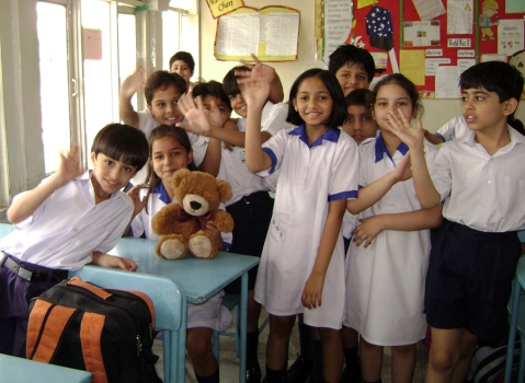 iEARN Teddy Bear Project