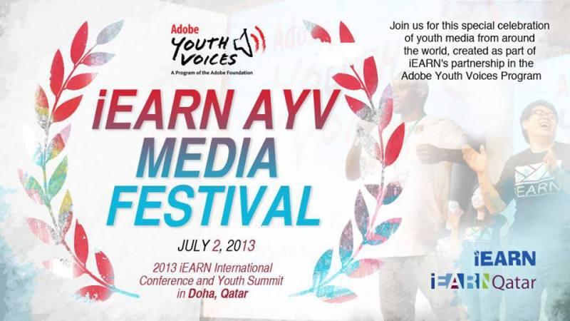 iEARN-AYV Festival 2013